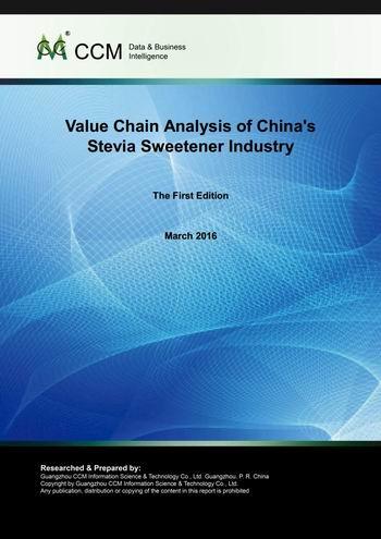Value Chain Management Capstone  Coursera