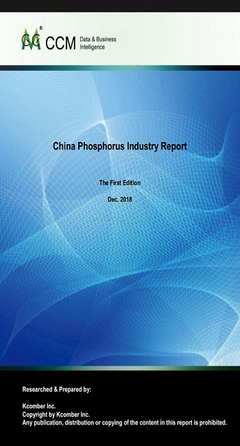 China Phosphorus Industry Report