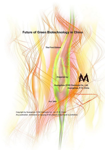 Future of Green Biotechnology in China