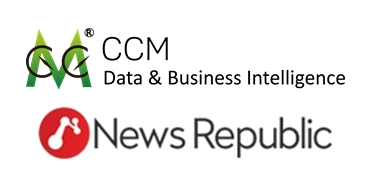 CCM cooperates with News Republic to provide news through APP