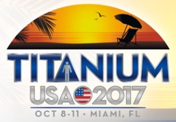 TITANIUM USA 2017