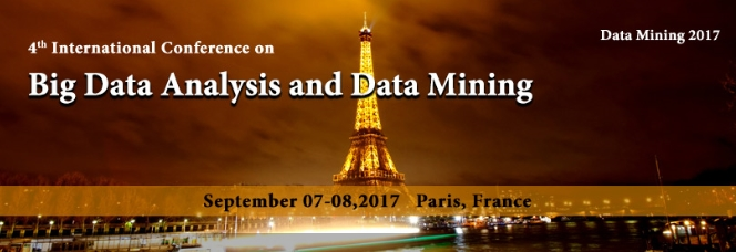4th International Conference on BigData Analysis and Data Mining