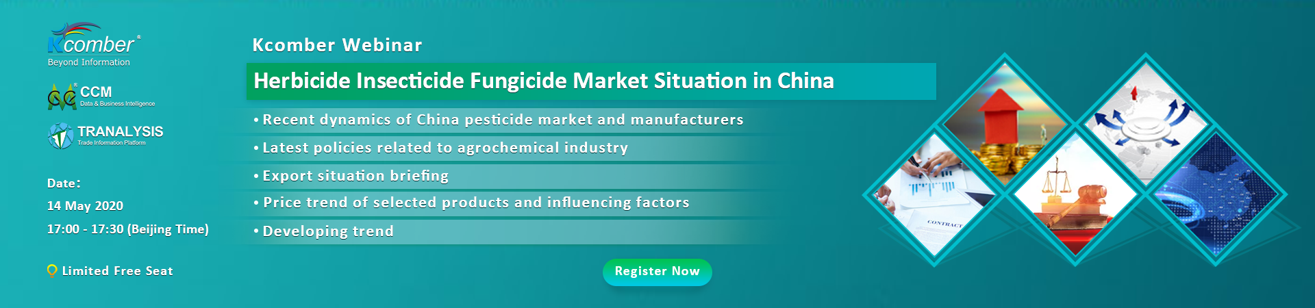 Herbicide, Insecticide,Fungicide Market Situation in China