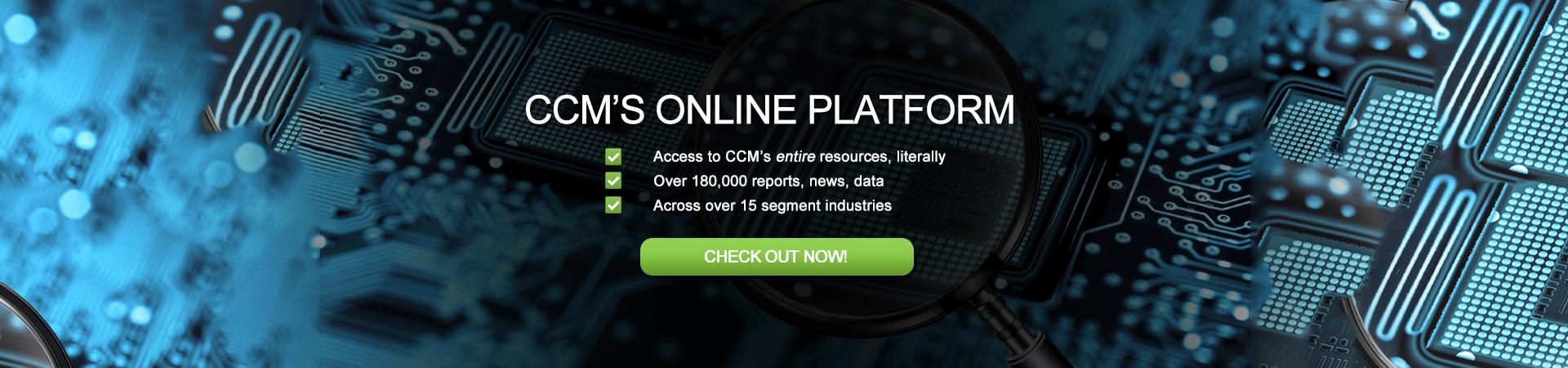 Online Platform Banner
