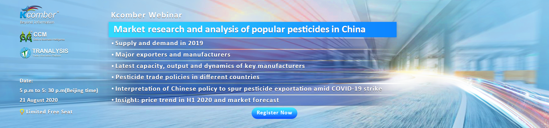 Market research and analysis of popular pesticides in China
