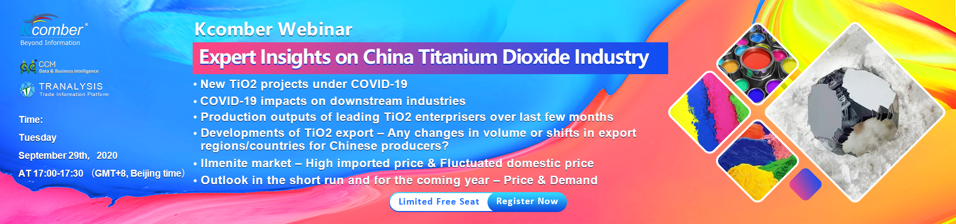 Expert Insights on China Titanium Dioxide Industry