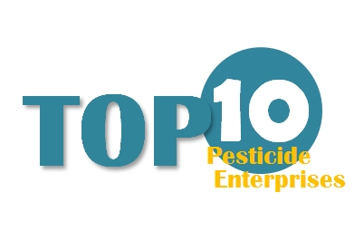 CCM:Top 10 Chinese listed pesticide enterprises