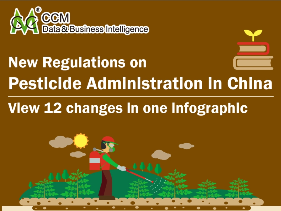 New Regulations on Pesticide Administration in China